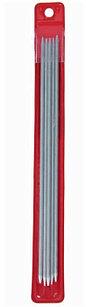Спицы для вязания чулочные, d-3,0см, 19,5 см, 5шт