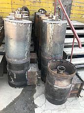 "Банная печь круглая ""Люкс"" (диаметр 420), фото 3"