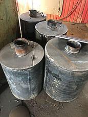 "Банная печь круглая ""Люкс"" (диаметр 520), фото 2"