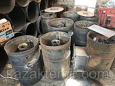 "Банная печь круглая ""Люкс"" (диаметр 520), фото 3"