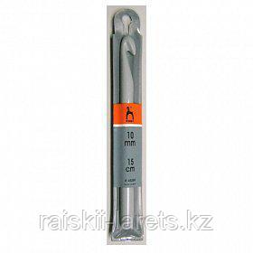 Крючок вязальный d-10.0мм, 15 см PONY 45269