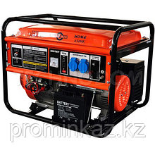 Бензиновый генератор Mateus 6500E HOME, 5,5кВт