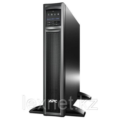 Источник бесперебойного питания/APC SMX1500RMI2U/Smart-UPS X/1500VA/1200W/Rack/Tower/LCD/230V