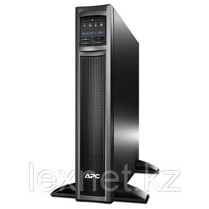 Источник бесперебойного питания/APC SMX1500RMI2U/Smart-UPS X/1500VA/1200W/Rack/Tower/LCD/230V, фото 2