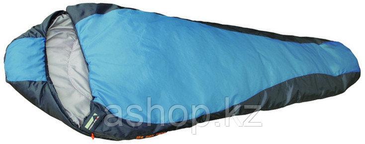 Спальный мешок трекинговый, кемпинговый High Peak LIGHT PACK 1200, Форм-фактор: Кокон, Мест: 1, t°(комфорта):