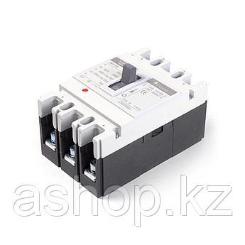 Автоматический выключатель установочный iPower ВА57-250 3P 250А, 380/660 В, Кол-во полюсов: 3, Предел отключен