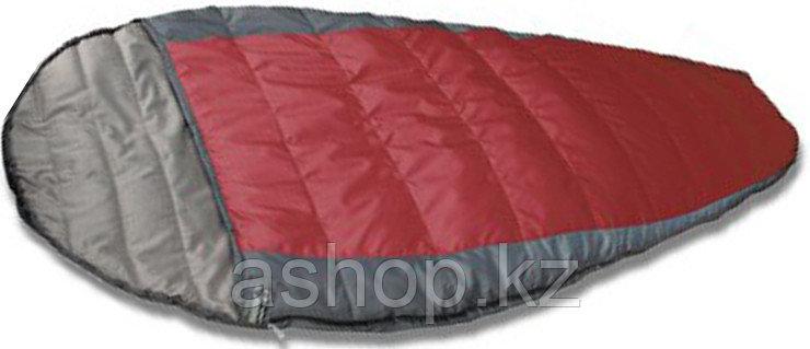 Спальный мешок трекинговый, кемпинговый High Peak ELLIPSE 250M, Форм-фактор: Кокон, Мест: 1, t°(комфорта): +6°