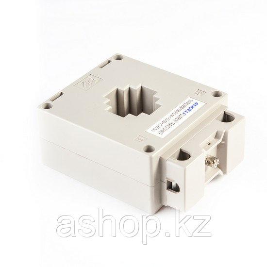 Трансформатор тока шинный Andeli MSQ-30 100/5, Класс точности 0,5, Первичный/вторичный 100/5 А, Цвет: Белый