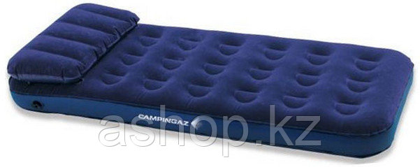 Матраc надувной Campingaz SMART QUICKBED SINGLE, Форм-фактор: Прямоугольный, Мест: 1, Материал: Поливинилхлори