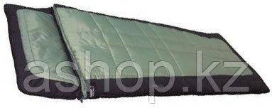 Спальный мешок кемпинговый High Peak Camper, Форм-фактор: Прямоугольный, Мест: 1, t°(комфорта): +6°С-0°С, t°(Э