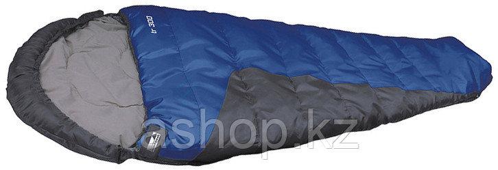 Спальный мешок трекинговый, кемпинговый High Peak TR 300, Форм-фактор: Кокон, Мест: 1, t°(комфорта): +4°С--5°С