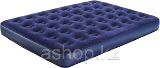 Матраc надувной High Peak King, Форм-фактор: Прямоугольный, Мест: 2, Материал: Поливинилхлорид, Цвет: Синий, (