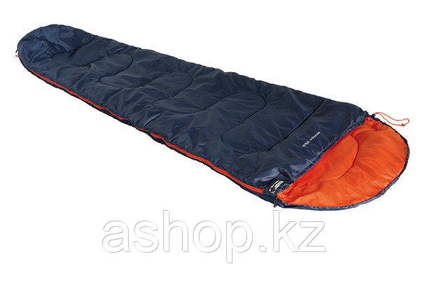 Спальный мешок трекинговый, кемпинговый High Peak ACTION 250, Форм-фактор: Кокон, Мест: 1, t°(комфорта): +8°С-