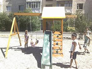 Жилой комплекс г.Талдыкурган ДИК Медок 3
