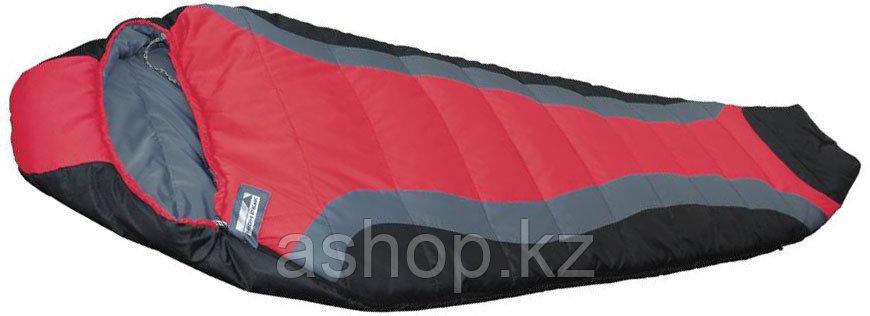 Спальный мешок трекинговый, кемпинговый High Peak PONCA 300, Форм-фактор: Кокон, Мест: 1, t°(комфорта): +4°С--