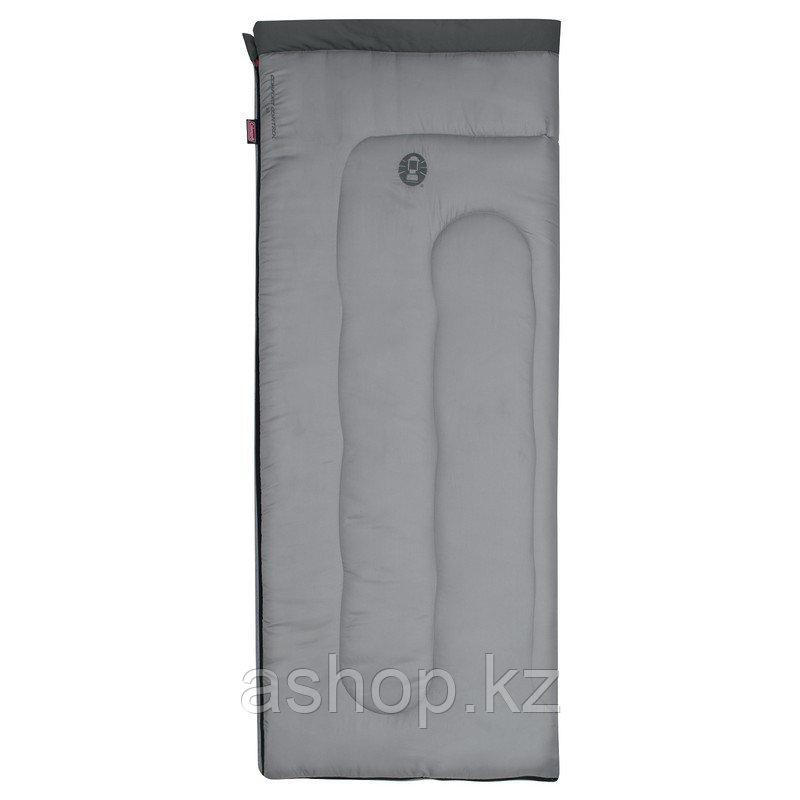Спальный мешок кемпинговый Coleman Comfort Control 205, Форм-фактор: Одеяло, Мест: 1, t°(комфорта): +4°С-+2°С,