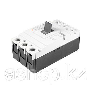 Автоматический выключатель установочный iPower ВА57-400 3P 400А, 380/660 В, Кол-во полюсов: 3, Предел отключен