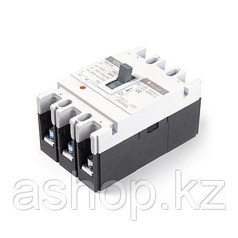 Автоматический выключатель установочный iPower ВА57-225 3P 160А, 380/660 В, Кол-во полюсов: 3, Предел отключен