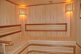 Русская баня в коттедже г.Астана 3
