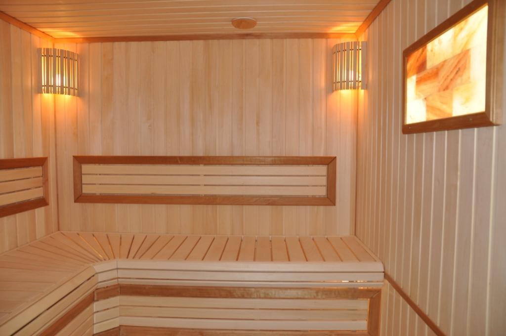 Русская баня в коттедже г.Астана