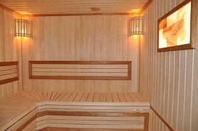 Русская баня в коттедже г.Астана 4