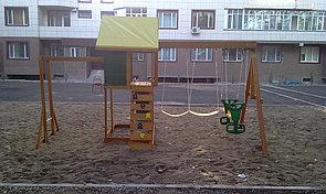 г.Алматы жилой комплекс на Берегового ДИК Тарзан 3