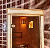Русская баня в коттедже г.Астана 1