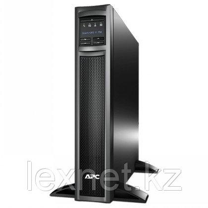 Источник бесперебойного питания SMX750I\ APC Smart-UPS X 750VA Rack/Tower LCD 230V, фото 2