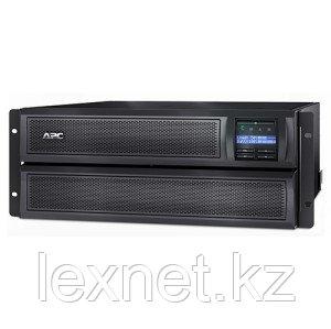 Источник бесперебойного питания АРС SMX3000HV\ APC Smart-UPS X 3000VA Rack/Tower LCD 200-240V
