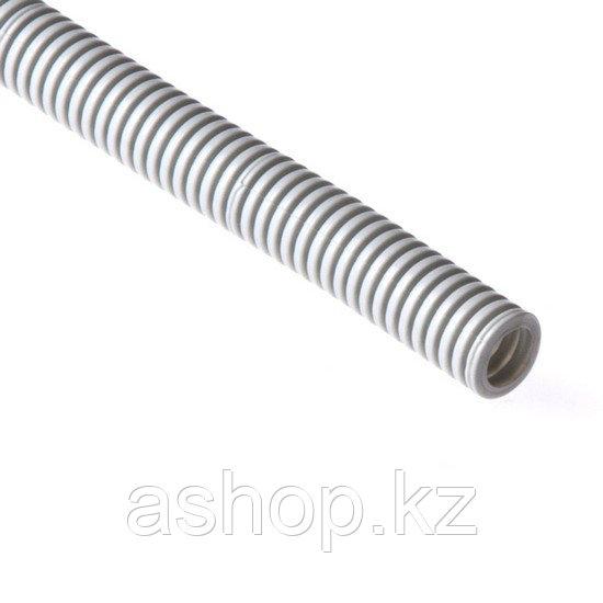 Труба гофрированная электротехническая Рувинил 11601, Диаметр: 16мм, Длина: 100 м, Материал: ПВХ (Поливинилхло