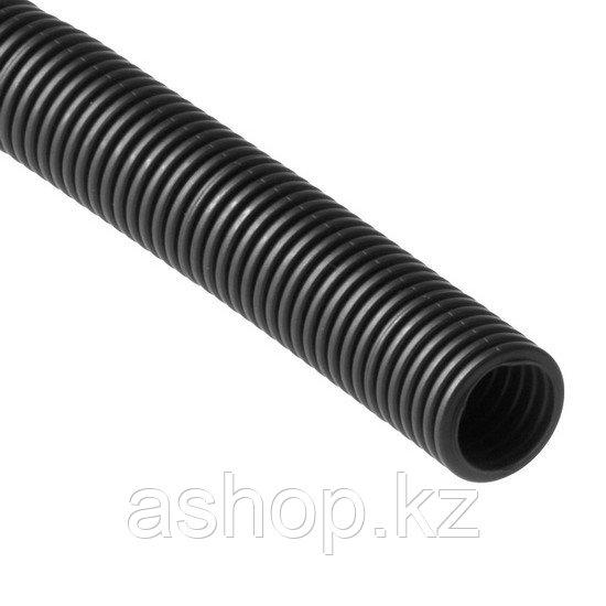 Труба гофрированная электротехническая Рувинил 22501, Диаметр: 25мм, Длина: 50 м, Материал: ПНД (Полиэтилен ни