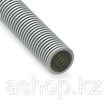 Труба гофрированная электротехническая Рувинил 14001, Диаметр: 40мм, Длина: 15 м, Материал: ПВХ (Поливинилхлор