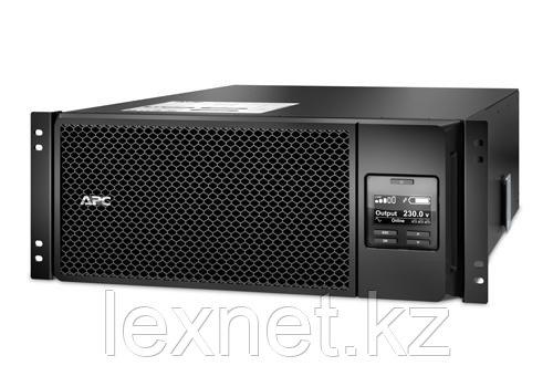 Источник бесперебойного питания/APC  SRT6KRMXLI/Smart-UPS SRT/6000VA/6000W/RM/230V