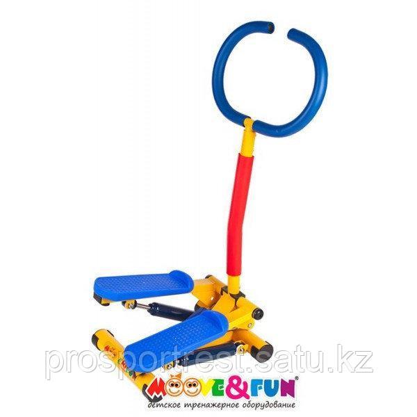"""Тренажер детский механический """"Степпер"""" с ручкой (SH-10)"""