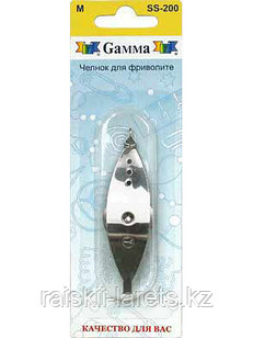 "Челнок для фриволите ""Gamma"" SS-200, металл"