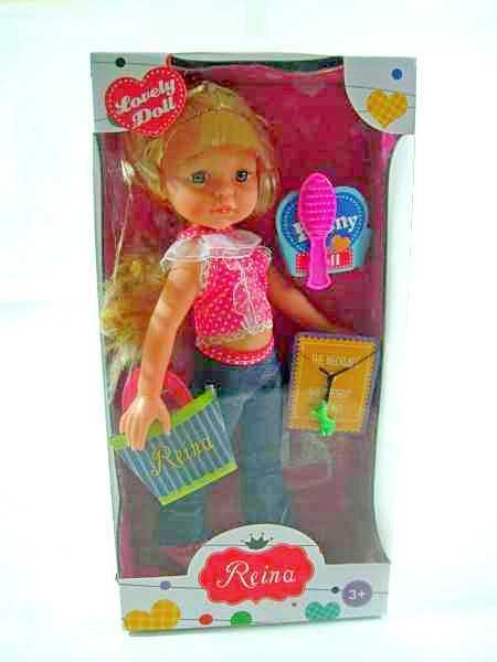 """Кукла """"Reina"""""""