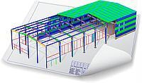 Проектирование строительных металлоконструкций