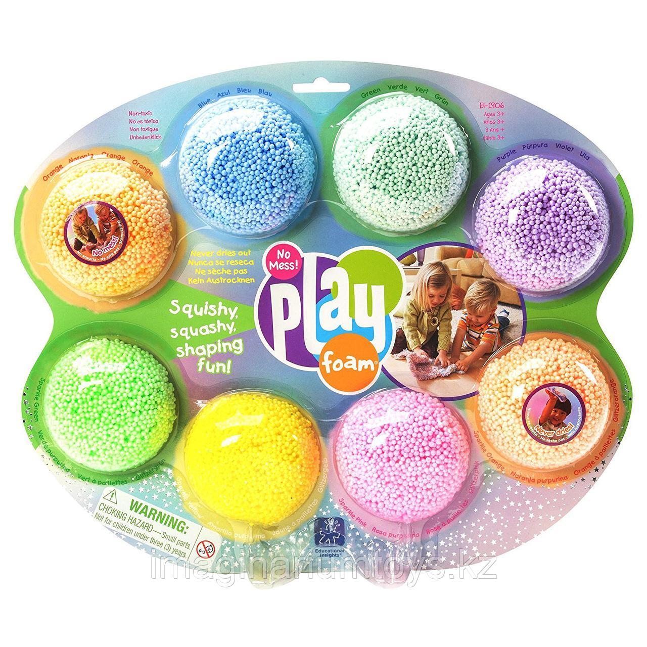 Масса для лепки «PlayFoam» США