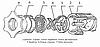 Мясорубка настольная МИМ-80 (450х300х580мм, 80кг/ч, 0,81кВт, 220В), фото 2