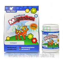 Алтайский мараленок с пантогематогеном и солодкой 70гр