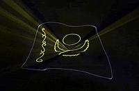 Лазерное шоу, фото 1