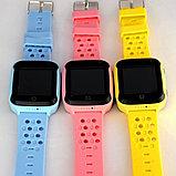 Детские умные GPS часы T7 (GW500S, G100, GM11) с фонариком и камерой (оригинал), фото 2