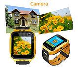 Детские умные GPS часы T7 (GW500S, G100, GM11) с фонариком и камерой (оригинал), фото 3