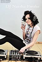 DJ Natsha Freake