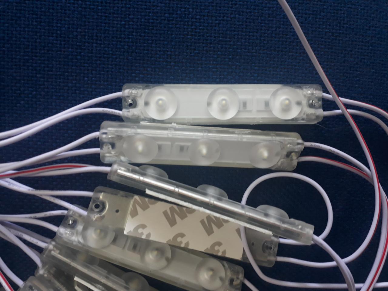 Диоды газовые 3т JRM3W Линза (прозрачные) 1,8 W