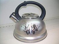 Чайник со свистком Fissman 2,6 литра