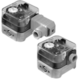 Датчики реле давления DUNGS UB A4, NB A4, UB A2, NB A2