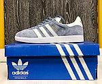 Кроссовки Adidas Gazelle(Grey), фото 6