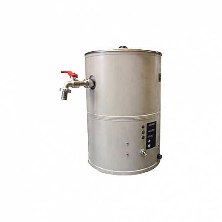 Кипятильник электрический непрерывного действия КНЭ-50-01 нерж. (250х250х360мм, 6кВт, 50±5л/час, 380В, 6,0кг)