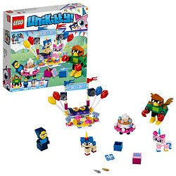 Lego Unikitty Вечеринка